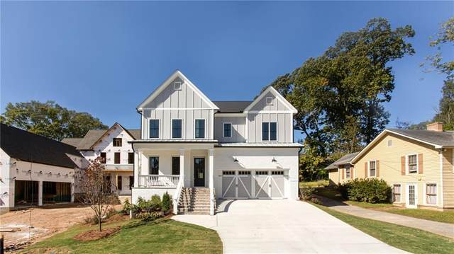 2674 Grady Street SE, Smyrna, GA 30080 (MLS #6800654) :: The Residence Experts