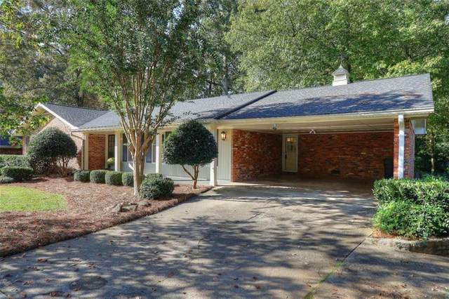 1512 Kahanna Drive, Decatur, GA 30033 (MLS #6800670) :: The Zac Team @ RE/MAX Metro Atlanta