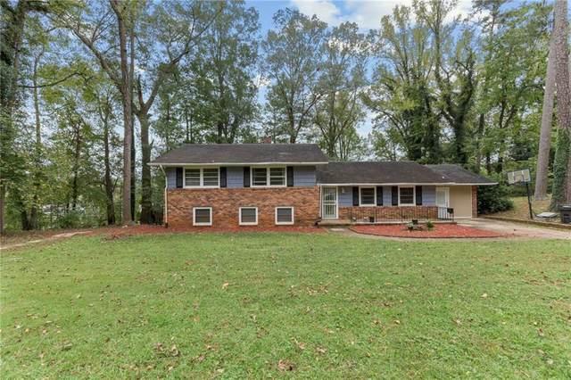 2794 Arlington Road, East Point, GA 30344 (MLS #6800696) :: North Atlanta Home Team