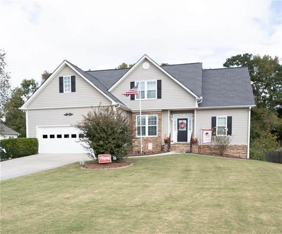 5340 Jess Britt Court, Cumming, GA 30040 (MLS #6800707) :: Charlie Ballard Real Estate