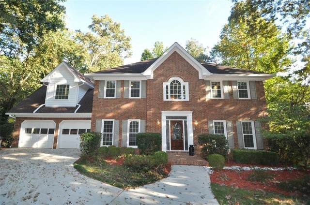220 Shadowledge Lane, Roswell, GA 30076 (MLS #6800722) :: Dillard and Company Realty Group