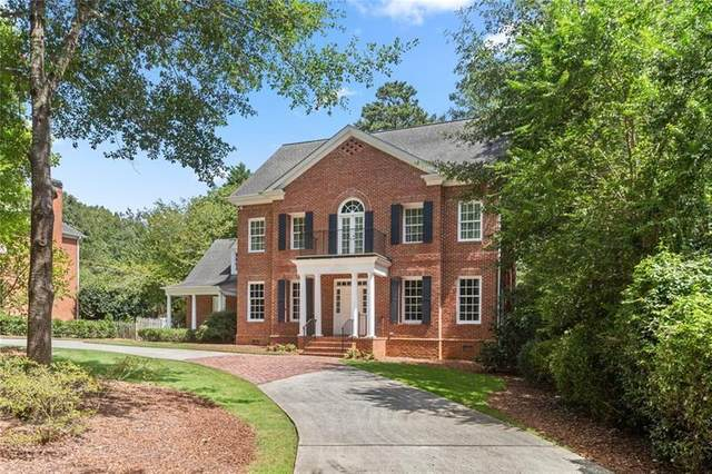 4479 E Brookhaven Drive NE, Atlanta, GA 30319 (MLS #6800723) :: Dillard and Company Realty Group