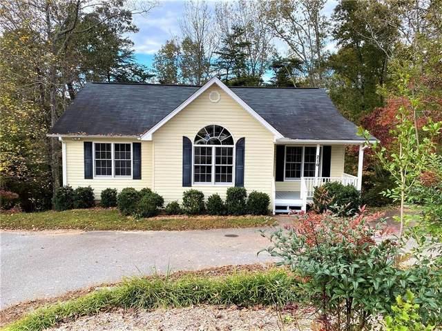 216 Cedar Springs Lane, Dahlonega, GA 30533 (MLS #6800732) :: North Atlanta Home Team