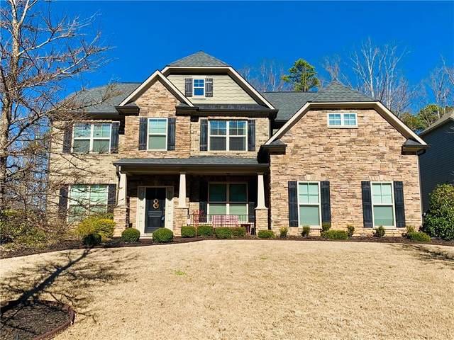 5821 Kendrix Ridge Drive, Sugar Hill, GA 30518 (MLS #6800739) :: North Atlanta Home Team