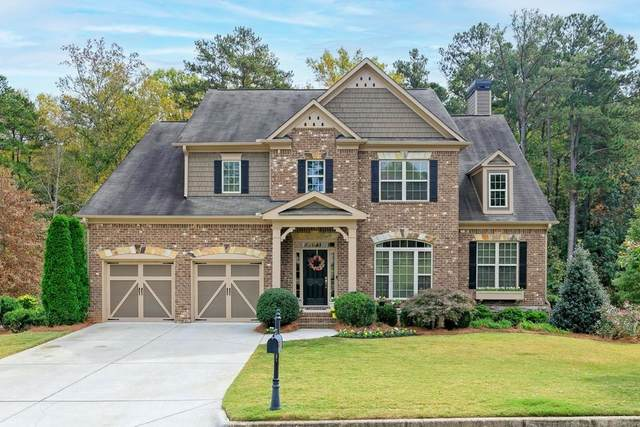 5565 Fords Crossing Court NW, Acworth, GA 30101 (MLS #6800743) :: Oliver & Associates Realty