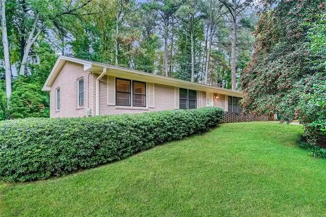 2189 Carson Valley Drive, Tucker, GA 30084 (MLS #6800747) :: North Atlanta Home Team