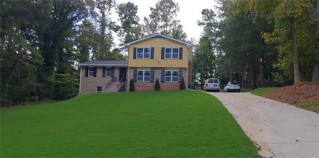 5799 Simone Drive, Stone Mountain, GA 30087 (MLS #6800760) :: North Atlanta Home Team