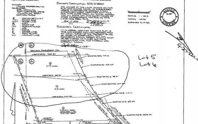 6855 Little Mill Road, Cumming, GA 30041 (MLS #6800763) :: KELLY+CO
