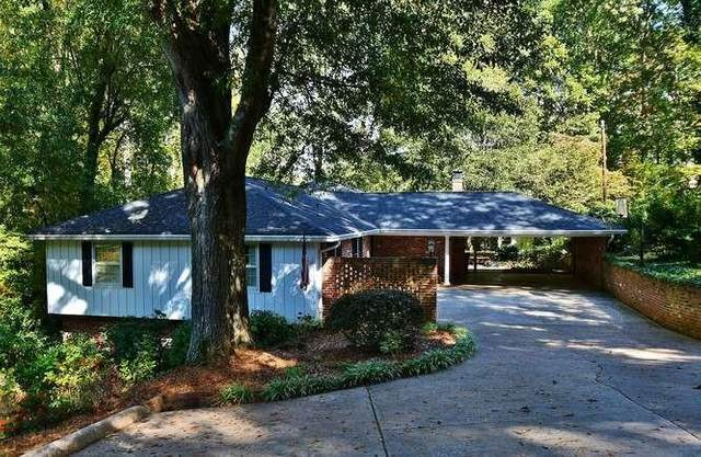 1060 Cumberland Valley Road, Gainesville, GA 30501 (MLS #6800781) :: Kennesaw Life Real Estate