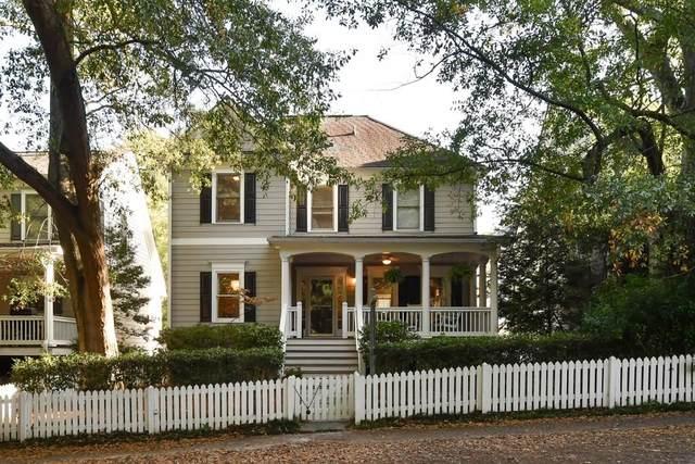 1319 Edmund Park Drive NE, Atlanta, GA 30306 (MLS #6800795) :: Tonda Booker Real Estate Sales
