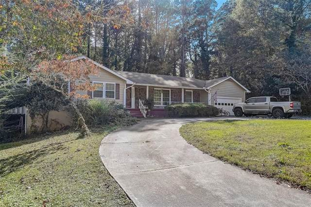 213 Lakeshore Court NE, Marietta, GA 30067 (MLS #6800815) :: Scott Fine Homes at Keller Williams First Atlanta