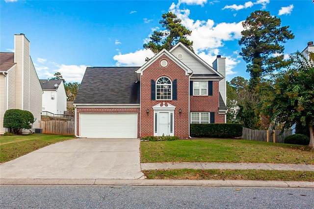 4467 High Gate Drive NW, Acworth, GA 30101 (MLS #6800817) :: North Atlanta Home Team