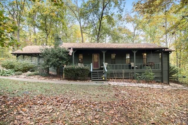 2267 Sparrow Ridge Drive NE, Marietta, GA 30066 (MLS #6800840) :: North Atlanta Home Team