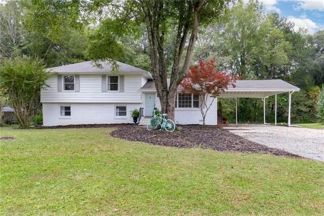 4551 Fairfax Place, Powder Springs, GA 30127 (MLS #6800845) :: The Justin Landis Group