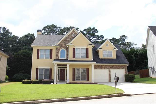 7120 Weatherford Drive SW, Powder Springs, GA 30127 (MLS #6800858) :: North Atlanta Home Team
