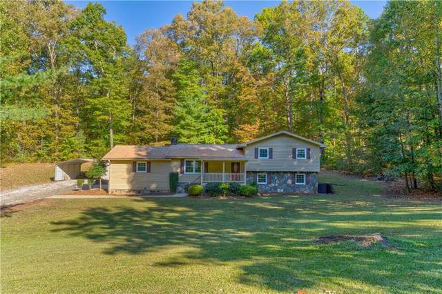 2982 W Hwy 382, Ellijay, GA 30540 (MLS #6800859) :: Charlie Ballard Real Estate