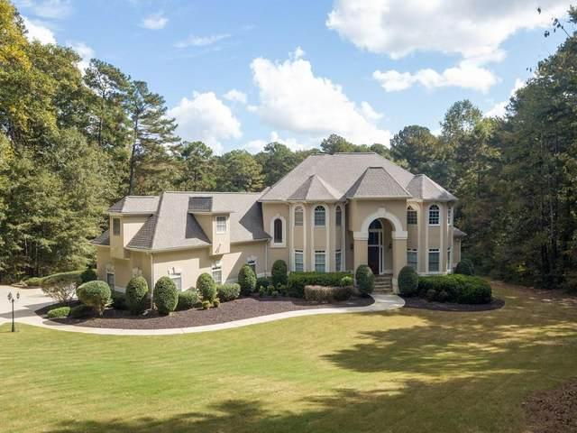 7 Hunt Valley Drive, Lithonia, GA 30058 (MLS #6800885) :: North Atlanta Home Team