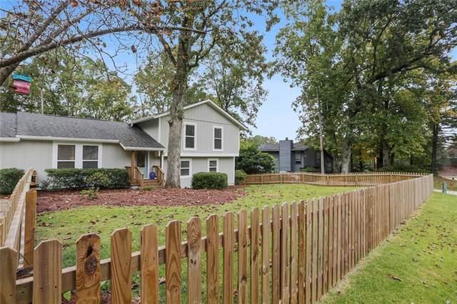 2695 Big Oaks Drive SW, Marietta, GA 30064 (MLS #6800908) :: Rock River Realty