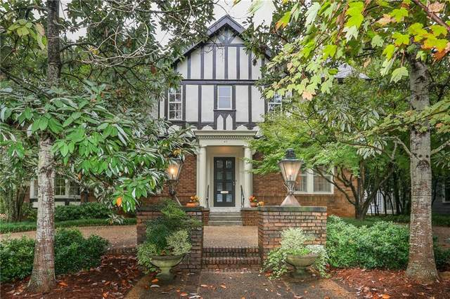 47 Woodcrest Avenue NE, Atlanta, GA 30309 (MLS #6800916) :: Compass Georgia LLC