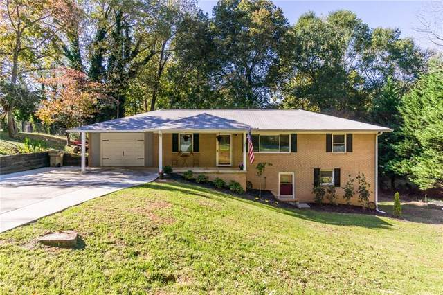 2336 Stephens Circle, Gainesville, GA 30506 (MLS #6800930) :: KELLY+CO