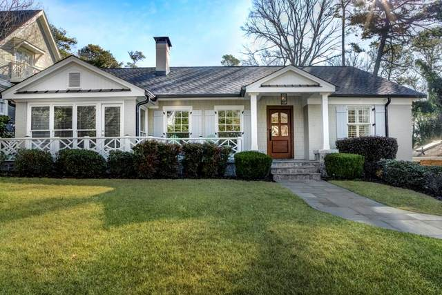 2577 Birchwood Drive NE, Atlanta, GA 30305 (MLS #6800954) :: North Atlanta Home Team