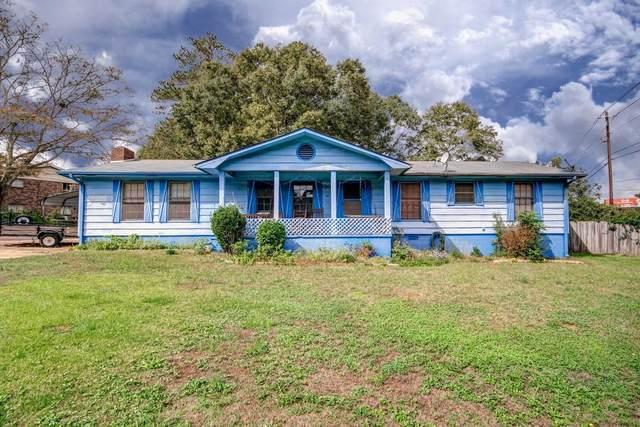 100 Hinton Street, Mcdonough, GA 30253 (MLS #6800971) :: Keller Williams Realty Atlanta Classic