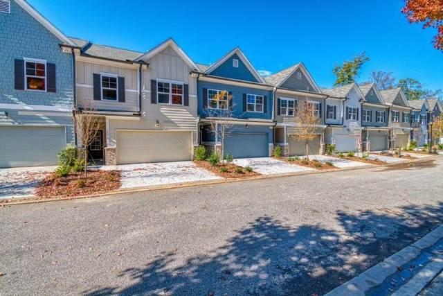 1361 Heights Park Drive #8, Atlanta, GA 30316 (MLS #6800985) :: North Atlanta Home Team