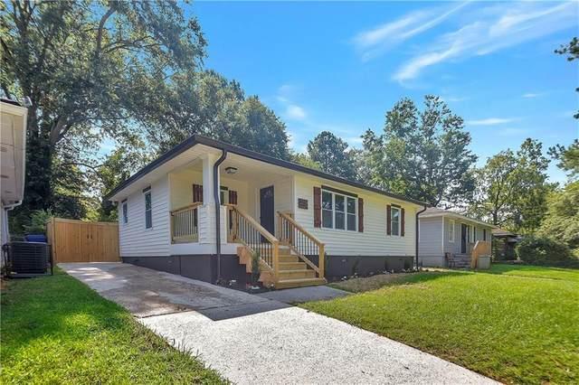 274 Wynnwood Drive SW, Atlanta, GA 30310 (MLS #6801000) :: Tonda Booker Real Estate Sales
