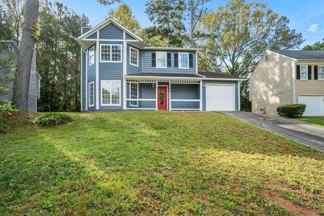5509 La Fleur Trail, Lithonia, GA 30038 (MLS #6801017) :: North Atlanta Home Team