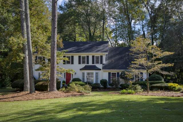 3986 Secluded Circle SW, Lilburn, GA 30047 (MLS #6801036) :: Tonda Booker Real Estate Sales