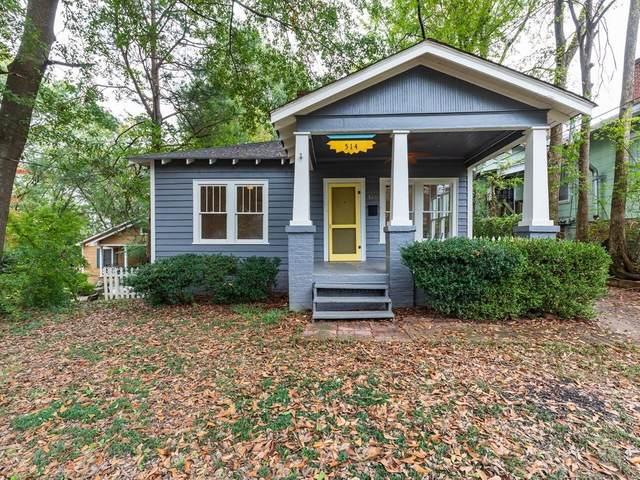 514 Cameron Street SE, Atlanta, GA 30312 (MLS #6801092) :: North Atlanta Home Team