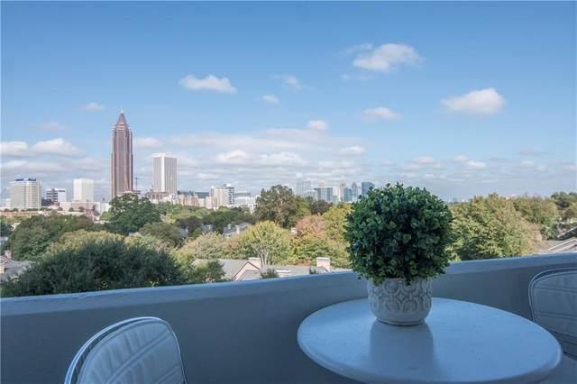 375 Ralph Mcgill Boulevard NE #606, Atlanta, GA 30312 (MLS #6801093) :: North Atlanta Home Team