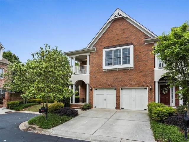1286 Village Terrace Court P18, Dunwoody, GA 30338 (MLS #6801099) :: North Atlanta Home Team