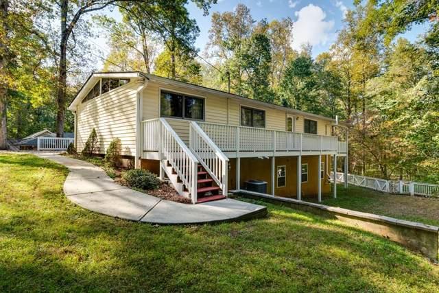 3309 Lake Drive NW, Lawrenceville, GA 30044 (MLS #6801104) :: North Atlanta Home Team