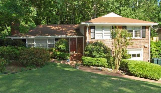 705 N Superior Avenue, Decatur, GA 30033 (MLS #6801126) :: KELLY+CO