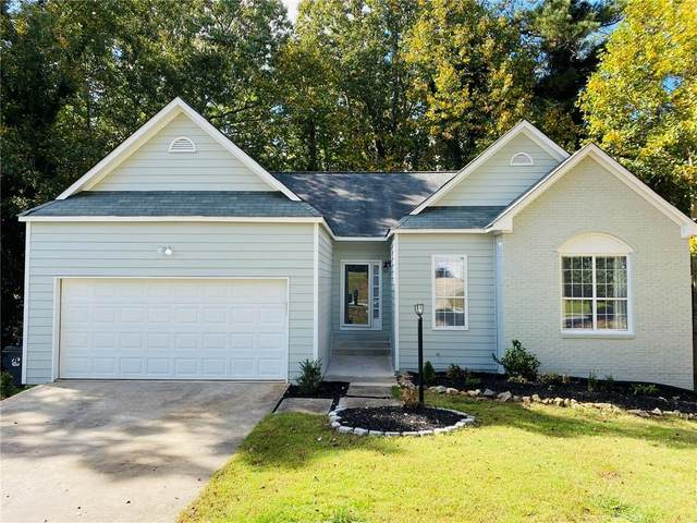 1890 Stone Forest Drive, Lawrenceville, GA 30043 (MLS #6801131) :: Rock River Realty