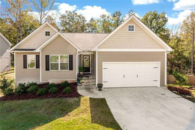 3401 Silver Ridge Drive, Gainesville, GA 30507 (MLS #6801136) :: KELLY+CO