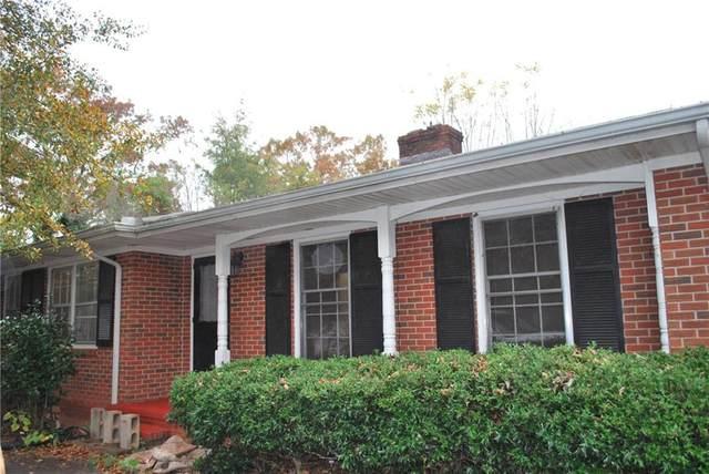 358 N Hall Road, Dahlonega, GA 30533 (MLS #6801140) :: North Atlanta Home Team