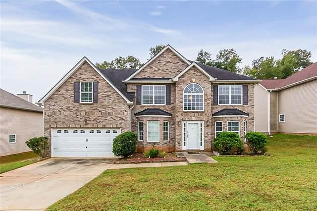 3546 Topaz Terrace, Rex, GA 30273 (MLS #6801142) :: North Atlanta Home Team