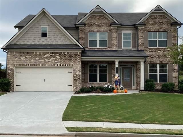 868 W Union Grove Circle, Auburn, GA 30011 (MLS #6801158) :: Oliver & Associates Realty
