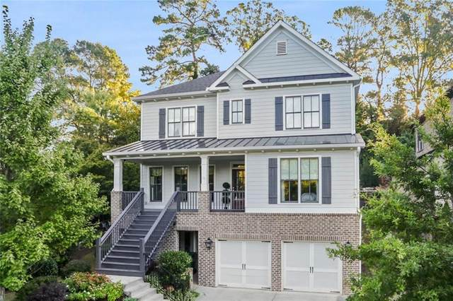 2713 Skyland Dr NE, Brookhaven, GA 30319 (MLS #6801183) :: North Atlanta Home Team