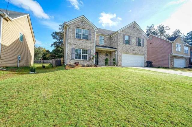 3086 Jonesboro Street, Ellenwood, GA 30294 (MLS #6801187) :: North Atlanta Home Team