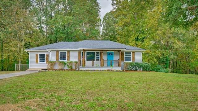 4598 Flint Hill Road, Austell, GA 30106 (MLS #6801192) :: North Atlanta Home Team