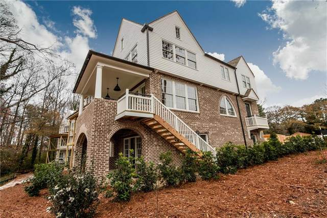 245 Colebrook Street NE #26, Atlanta, GA 30307 (MLS #6801206) :: The Zac Team @ RE/MAX Metro Atlanta