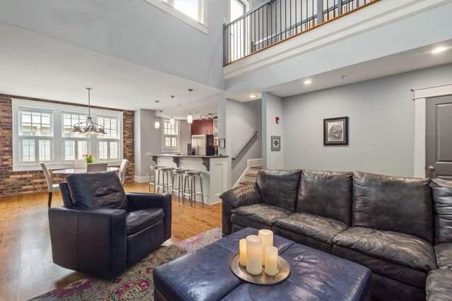 1876 Gordon Manor NE #205, Atlanta, GA 30307 (MLS #6801284) :: The Justin Landis Group