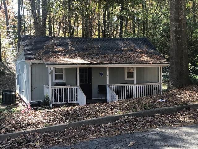 3508 Fairburn Place NW, Atlanta, GA 30331 (MLS #6801292) :: North Atlanta Home Team