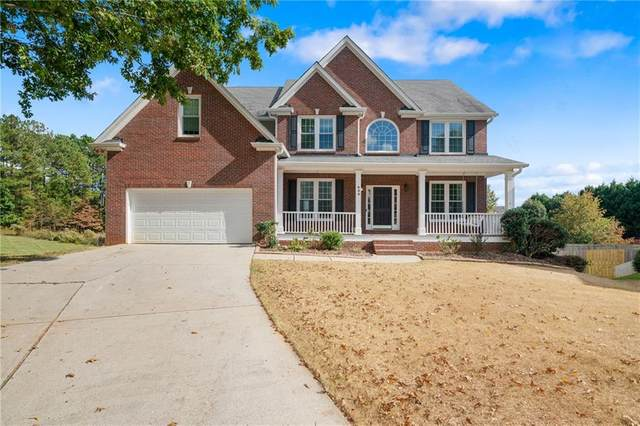 645 Carriage View Court, Suwanee, GA 30024 (MLS #6801307) :: Kennesaw Life Real Estate