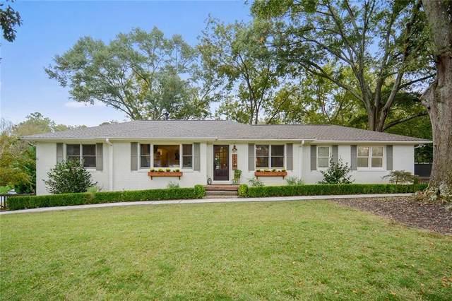 1040 Powder Springs Street SE, Smyrna, GA 30080 (MLS #6801325) :: The Residence Experts