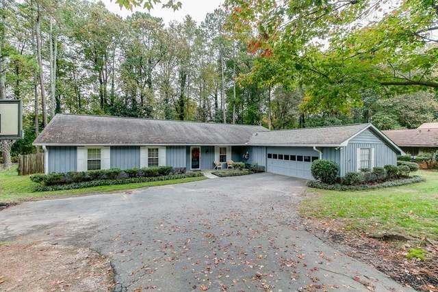 2862 Dunnington Circle, Atlanta, GA 30341 (MLS #6801331) :: The Justin Landis Group