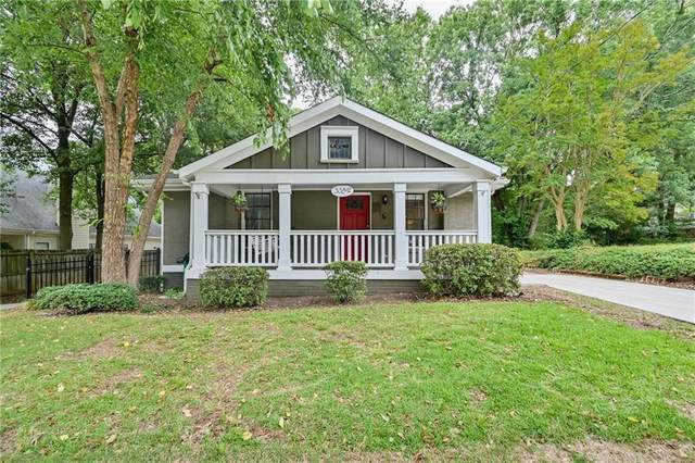 3352 Harrison Road, East Point, GA 30344 (MLS #6801338) :: Tonda Booker Real Estate Sales